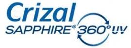 Crizal Saphhire UV Coating