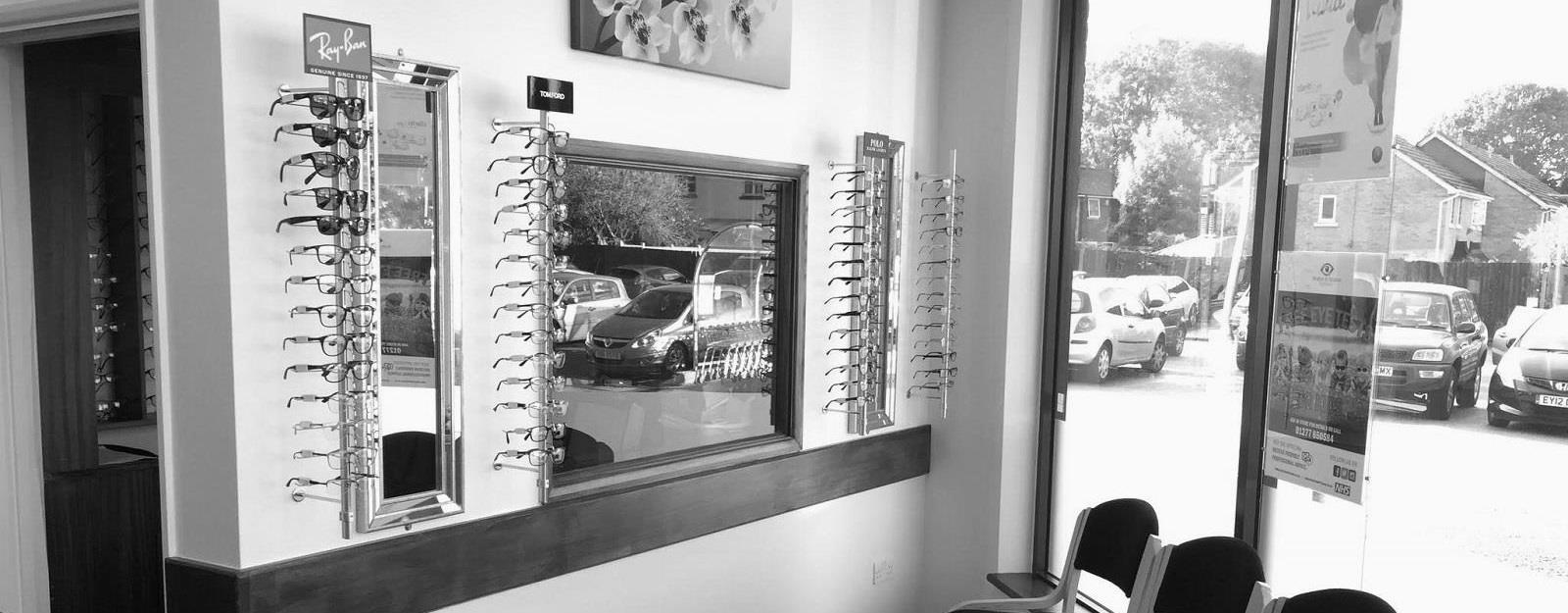 Opticians Billericay